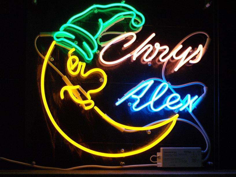 Insegne luminose neon milano insegne negozio neon milano for Insegne al neon milano