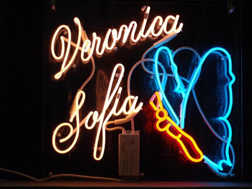 Insegne luminose milano insegne negozio milano insegne for Insegne al neon milano